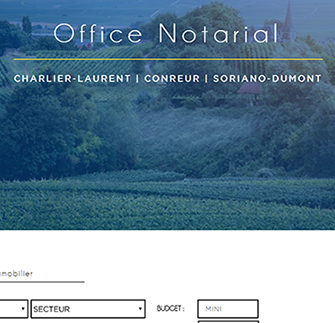 Notaires Charlier Conreur Soriano